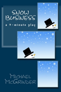 Snow Business cover snip